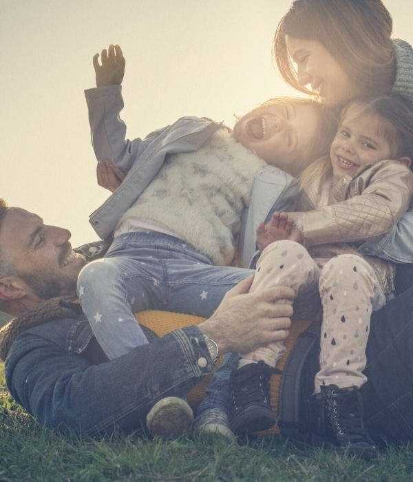 Picture of a family