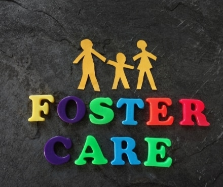TF mortgages for Foster Carers people paper colour